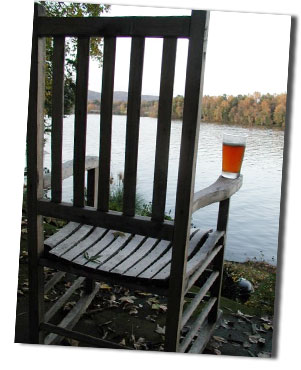 Empty Chair Beer